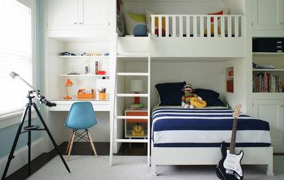 Dobbelt op: Sådan gør du plads til to børn på ét værelse
