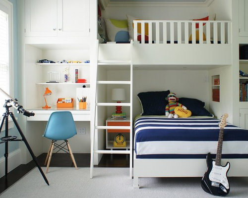 Cool loft beds for teenage girls - Great Kids Rooms Ideas Pictures Remodel And Decor