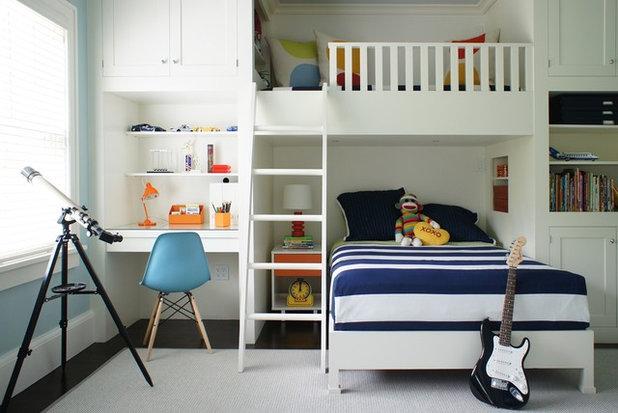 Seriøst Dobbelt op: Sådan gør du plads til to børn på ét værelse HX45