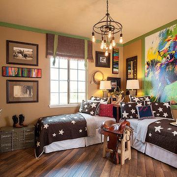 Hastings Farms Cowboy Kids Room