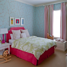 Traditional Kids by Laura Casey Interiors