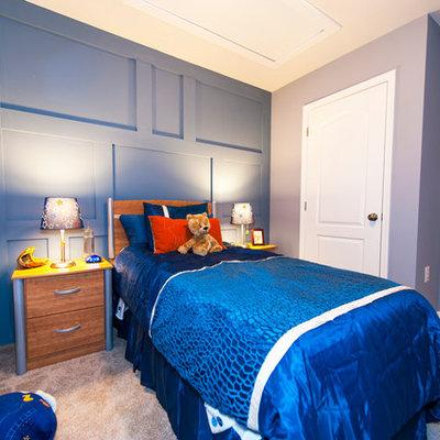 Kids' bedroom - traditional kids' bedroom idea in DC Metro