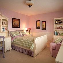 tween girl bedroom colouring