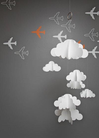 Über den wolken: 11 ideen für kinderzimmer zum abheben
