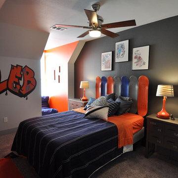 HGTV Hatmaker's Kids Rooms