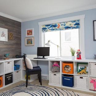 Hillhurst Residence Kids' Room