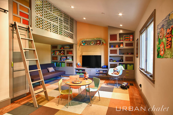 Contemporary Kids by Urban Chalet Inc.