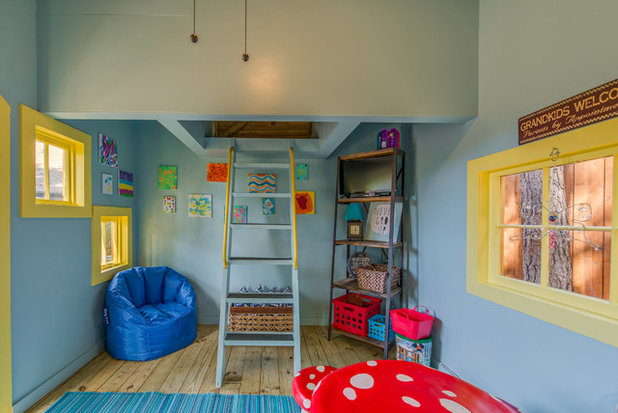 Eclectic Kids by Grossman Design Build