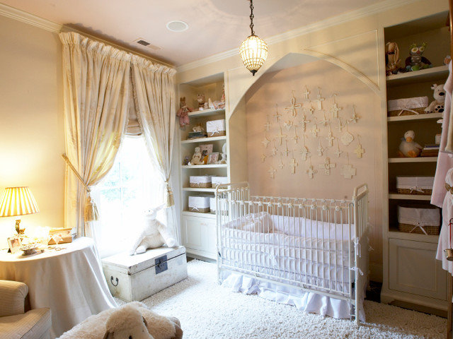 Traditional Kids by Tammy Connor Interior Design