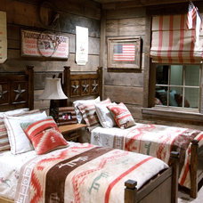 Rustic Kids by Jean Macrea Interiors, Inc.