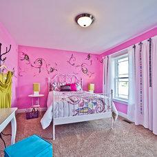 Eclectic Kids by Adam Miller Homes