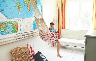 10 Creative Bedroom Schemes to Brighten Your Child's Day