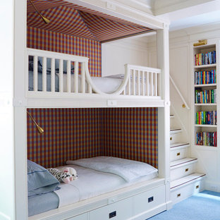 Elegant kids' room photo in New York