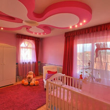 Eclectic Kids House in Subotica