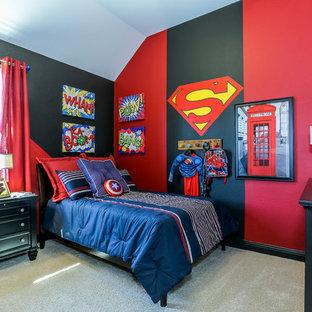 Houston, Texas | Inverness - Premier Mahogany Secondary Bedroom