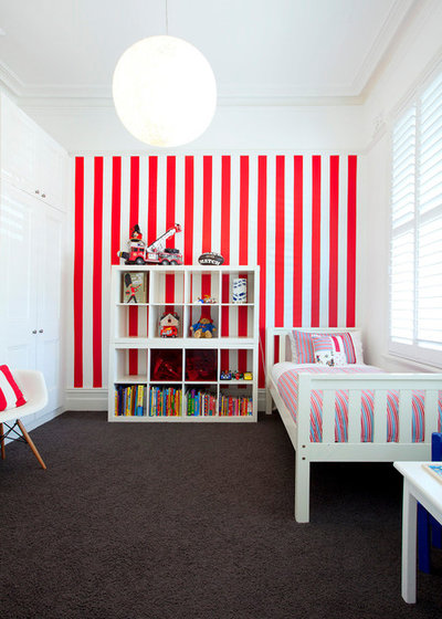 Contemporary Kids Houzz Tour: Elsternwick Addition