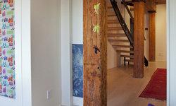 Hudson River Duplex Kids Room to Hall View
