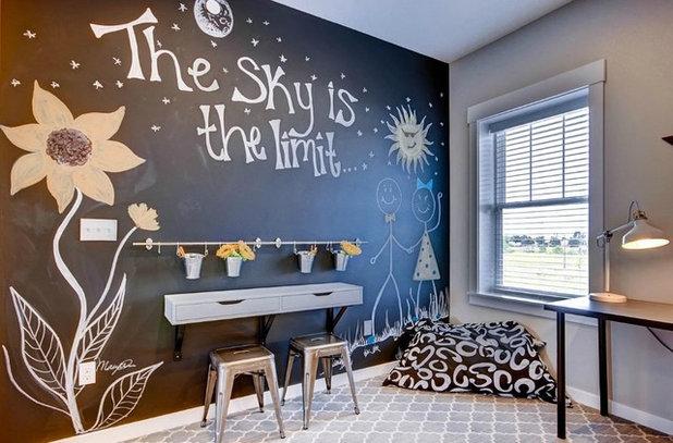 Casa de campo Dormitorio infantil by Atmospheres By Kris