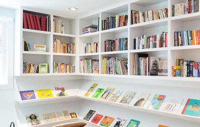 Hora de leer: 8 ideas para que tus hijos tengan sus cuentos a mano