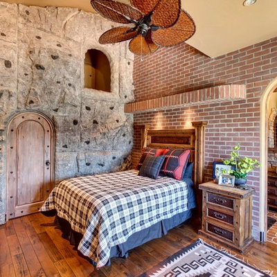 Inspiration for an eclectic kids' bedroom remodel
