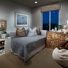 Traditional Kids by @thedesignstudio by William Lyon Homes
