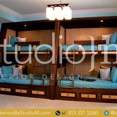 Studio m interior design tampa fl us 33602 for Interior designs tampa
