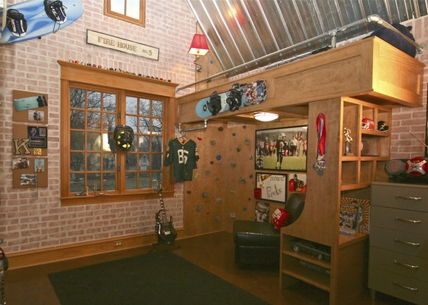 Traditional Kids by Ed Saloga Design Build