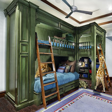 Traditional Kids by JAUREGUI Architecture Interiors Construction