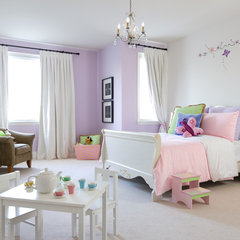 traditional kids by Jane Lockhart Interior Design