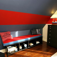 contemporary kids by Jennifer Brouwer (Jennifer Brouwer Design Inc)