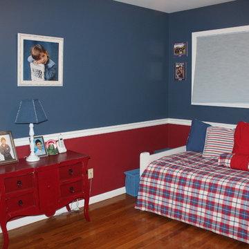 Josh's Boy Bedroom