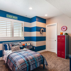 Contemporary Kids by C.F. Olsen Homes