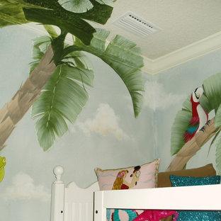 Idéer för tropiska barnrum