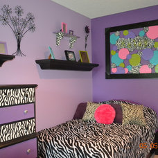 Eclectic Kids by Boehm Brothers Painting Company