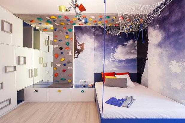 Contemporáneo Dormitorio infantil by Neslihan Pekcan/Pebbledesign