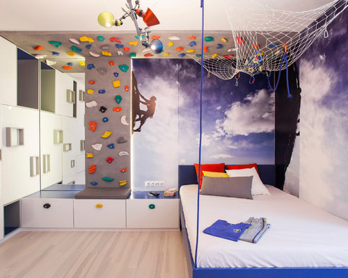 Rock Climbing Wall Home Design Ideas Pictures Remodel