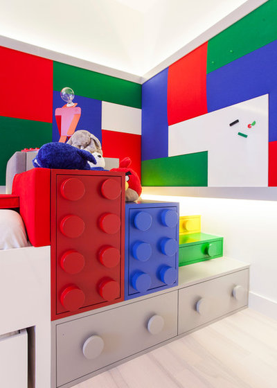 Modern Kinderzimmer By Neslihan Pekcan/Pebbledesign