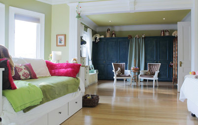 My Houzz: Family Efforts Pay Off for a 1915 Home
