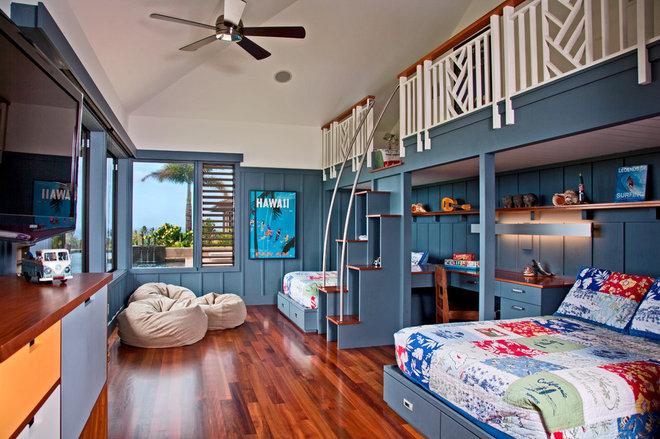 Tropical Kids by De Jesus Architecture & Design