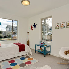 Transitional Kids by Green Canopy Homes