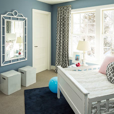 Beach Style Kids by Martha O'Hara Interiors