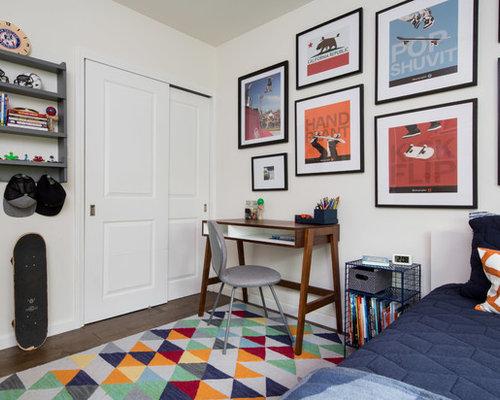 Child Bedroom Interior Design teen boys bedroom ideas   houzz