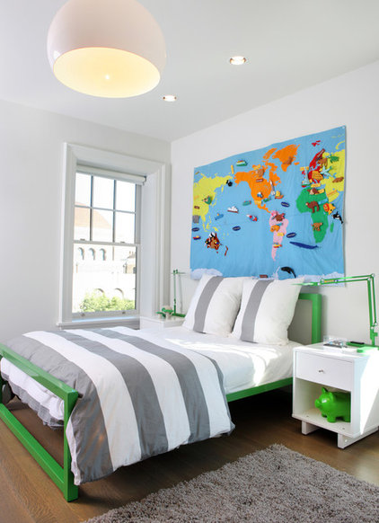 Contemporary Kids by Foster Design Build LLC
