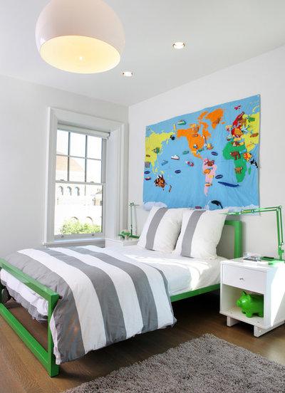 Contemporain Chambre d'Enfant by Foster Design Build SPD Corp