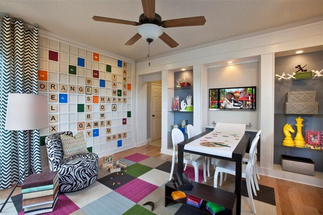 Eclectic Kids by Masterpiece Design Group