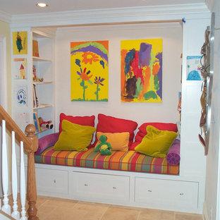 Playroom - traditional playroom idea in Atlanta