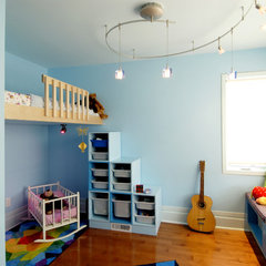 contemporary kids by Southam Design Inc