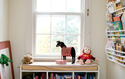 How to Carve Out a Nook for Play
