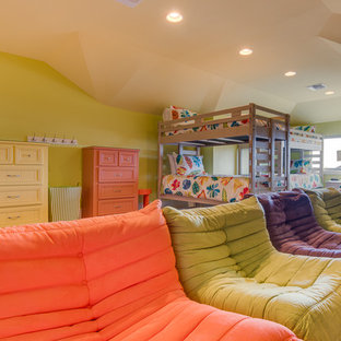Kid's Bunk Room-3 Story Modern Vacation Home