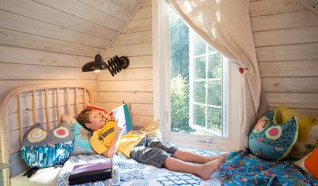 Dit dilemma: Kan man indrette et værelse på 6 kvm til to børn?